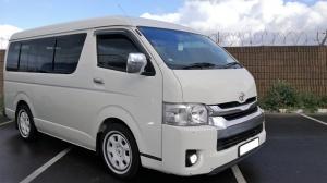 Toyota Quantum 2010 – 10 seater Petrol x 1