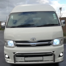2013 14 seater