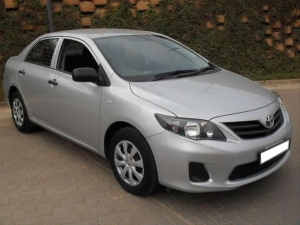 Toyota Corolla Quest 2014 – manual Sedan