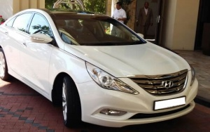 Hyundai Sonata 2011 – GLS Executive automatic Sedan