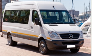 18 Seater Mercedes Sprinter