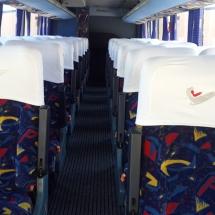 34 Seater Interior 5