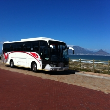 34 seater luxury coach