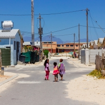 Neighbourhoods - Khayelitsha - township-khayelitsha-girls
